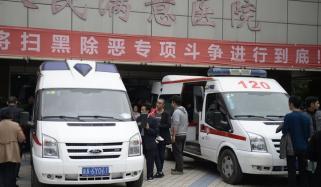 چین، چاقو حملے میں 37طلباء سمیت 39 افراد زخمی