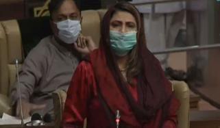 کیا 8 ارب کے سندھ حکومت نے صابن خرید ے ہیں، نصرت سحر عباسی