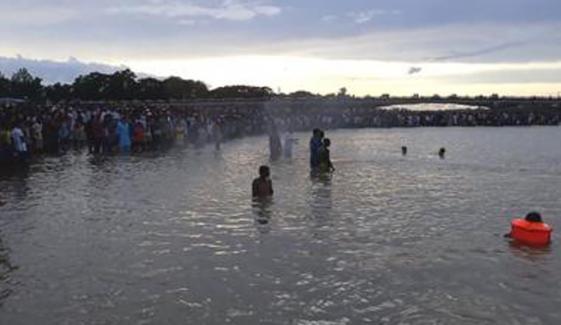 ٹھٹھہ، دریائے سندھ میں  7 بچے ڈوب گئے