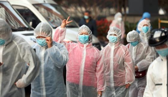 چین، ہوبائی صوبے میں کورونا کیسزکی تعداد صفر ہوگئی