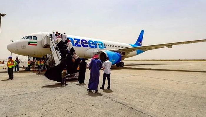 کویت، فرنٹ لائن ورکرز کیلئے مفت فضائی ٹکٹس