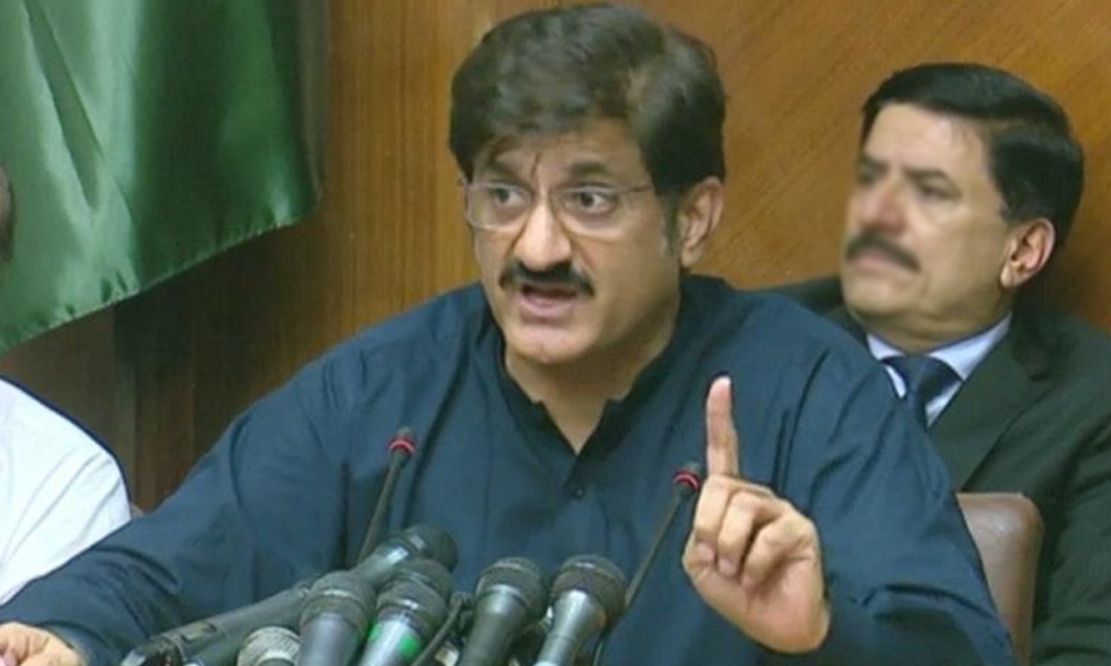 کورونا تیزی سے پھیل رہاہے ، 388 مریضوں کی حالت تشویشناک،وزیراعلیٰ سندھ