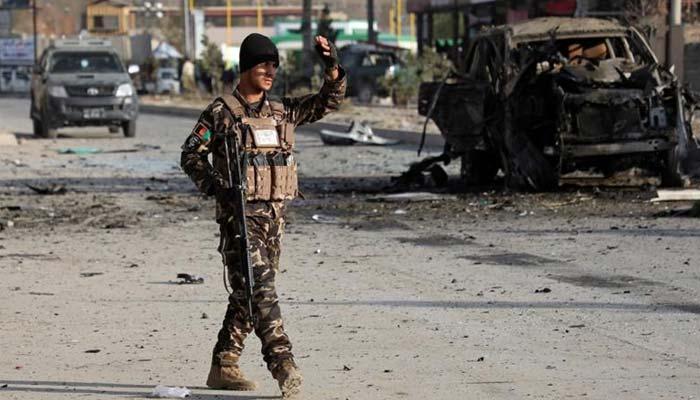 افغانستان میں بم دھماکا، حکومت کے حامی11 جنگجو ہلاک