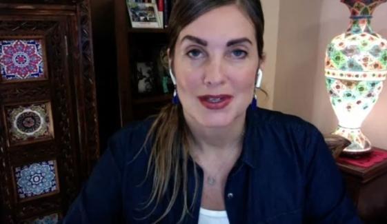 سینتھیا رچی کا ایف آئی اے کو تحریری بیان