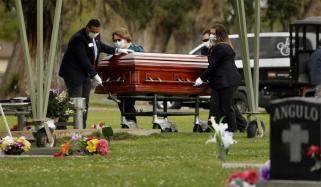 امریکا: کورونا سے 1 لاکھ 11 ہزار افراد ہلاک