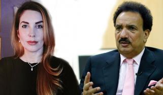 سنتھیا رچی کے الزامات من گھڑت، بیہودہ، نازیبا ہیں: ترجمان رحمان ملک