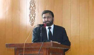 عدالتی نظام کو ڈیجیٹل بنا رہے ہیں: چیف جسٹس قاسم خان