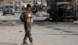 افغانستان میں بم دھماکا، حکومت کے حامی 11 جنگجو ہلاک