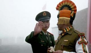 بھارت کی متنازع چینی سرحدی علاقے میں اختیار جتانے کی کوشش ناکام