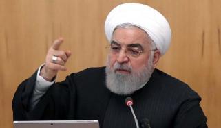 طویل عرصہ کورونا وائرس کے ساتھ رہنا ہوگا، ایرانی صدر