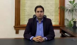 ن لیگ پاکستانی سیاسیت کا کورونا وائرس ہے، شہباز گل