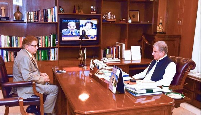 سفارتکار محمد صادق افغانستان میں نمائندہ خصوصی تعینات