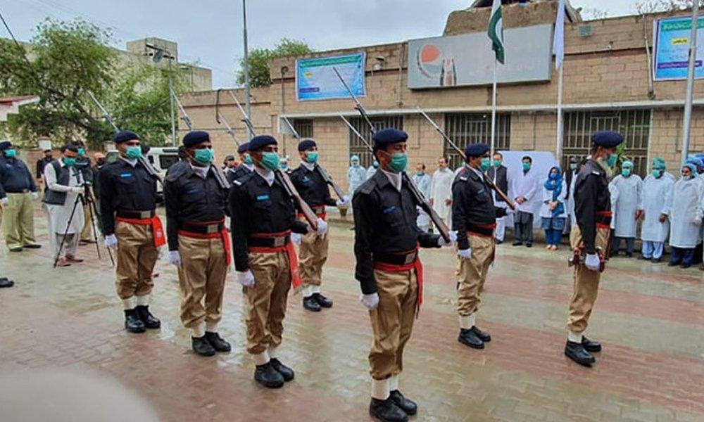 سندھ پولیس میں کورونا کے 41 نئے کیسز رپورٹ