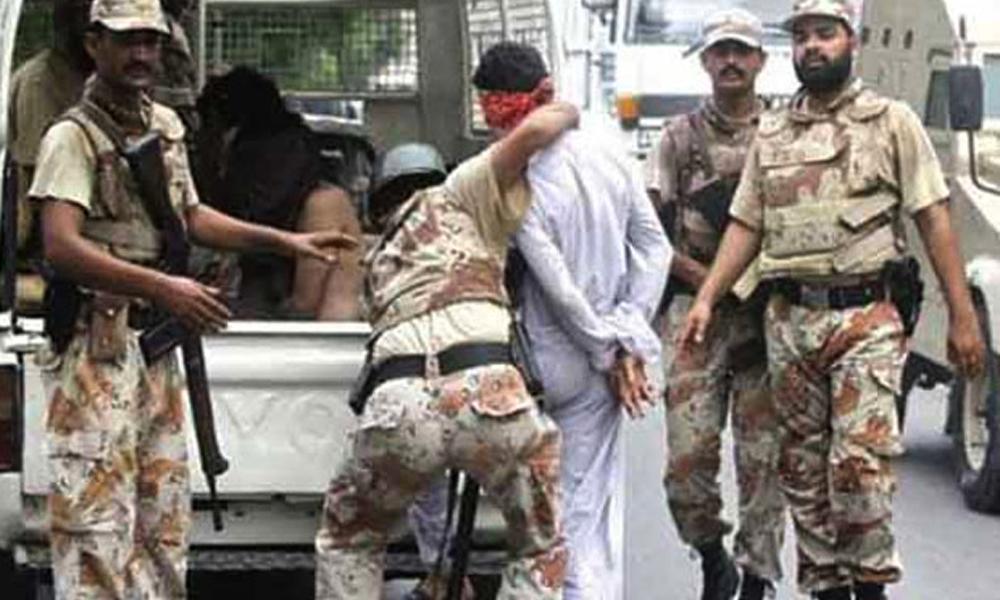کراچی، MQM لندن کے 3 دہشت گرد گرفتار