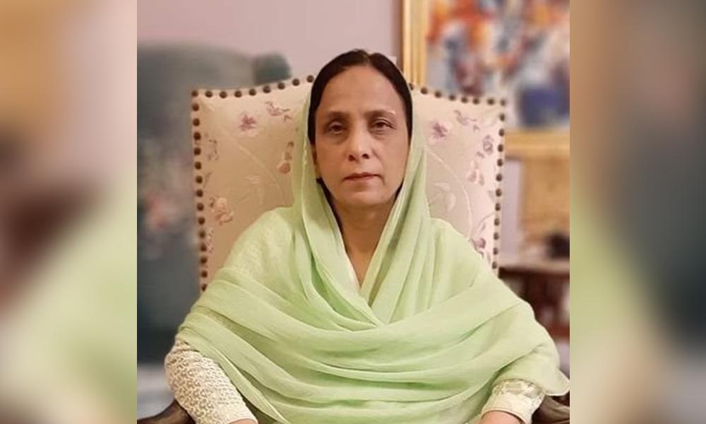 عمران خان نے انسانی جانوں پر معشیت کو ترجیح دی، شاہدہ رحمانی