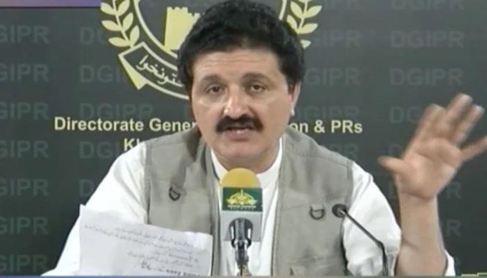 شہری پر تشدد کرنیوالے ملزمان کو قانون کے مطابق سزا دی جائے گی، اجمل وزیر