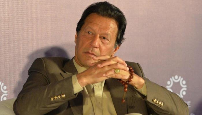 وزیراعظم عمران خان مظفر آباد پہنچ گئے