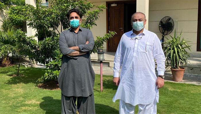 قادر پٹیل کی بلاول بھٹو سے ملاقات، کراچی اور قومی اسمبلی امور پر گفتگو