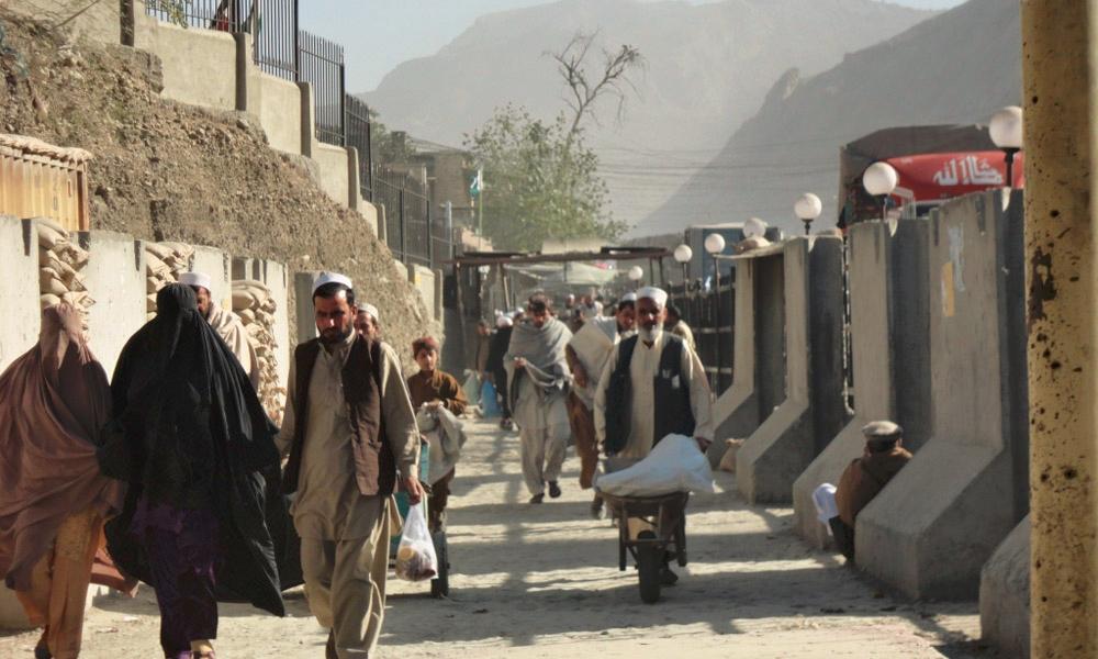 شمالی وزیرستان، پاک افغان بارڈر پیدل آمدروفت کیلئے بحال