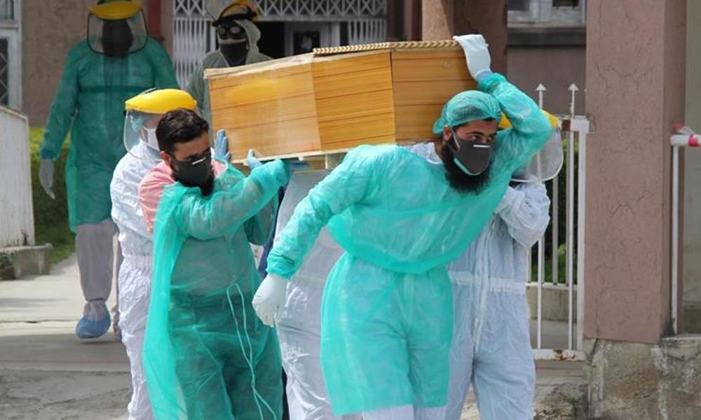 مانسہرہ، سینئر معالج ڈاکٹر نصیر احمد ٹیپو کورونا سے وفات پاگئے