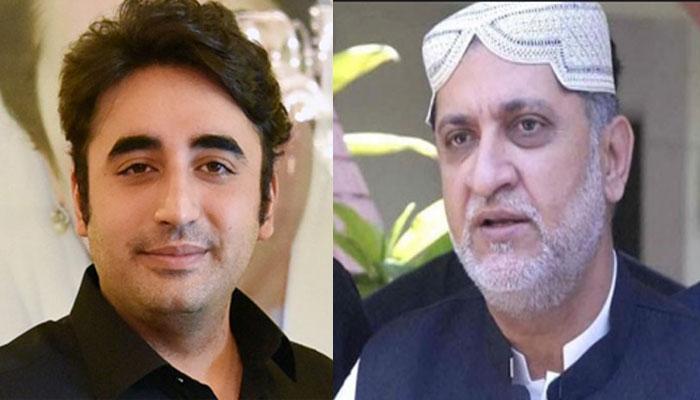 بلاول بھٹو کا بلوچستان نیشنل پارٹی کے سربراہ سردار اختر مینگل کو فون