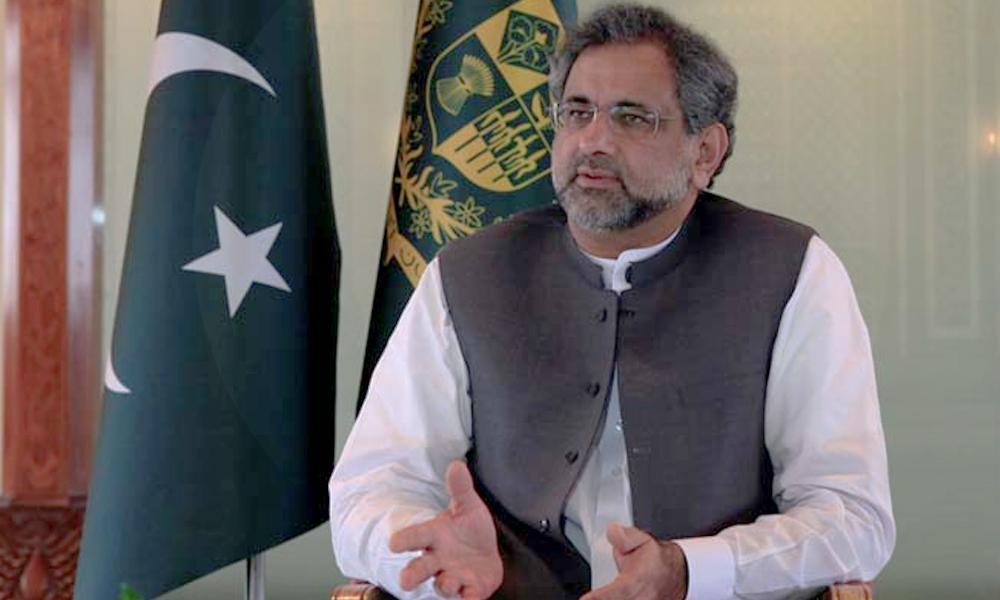 حکومت ٹیکس کلیکشن، معیشت سنبھالنےمیں ناکام ہوچکی ہے، شاہدخاقان عباسی