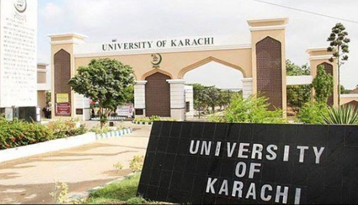 جامعہ کراچی کے گرلز ہوسٹل میں اس وقت کوئی طالبہ موجود نہیں : خالد عراقی