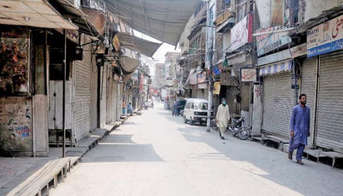 راولپنڈی کے مزید 8 علاقوں کو سیل کرنے کا فیصلہ