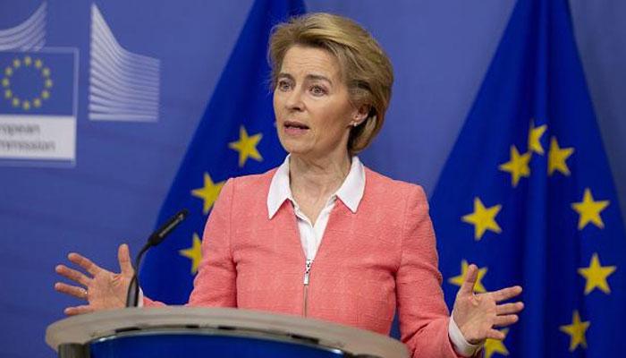 یورپین یونین کا کورونا ویکسین کی تیاری کیلئے مزید 4.9 ارب یورو دینے کا وعدہ