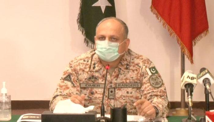 PSX حملے میں 'را' ملوث ہے، ڈی جی رینجرز سندھ