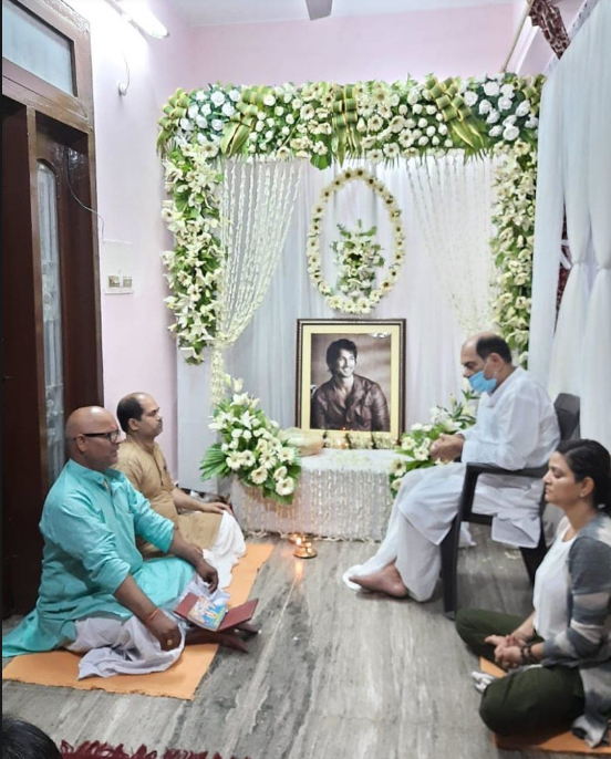 شویتا کا چھوٹے بھائی سوشانت کیلئے محبت بھرا آخری پیغام