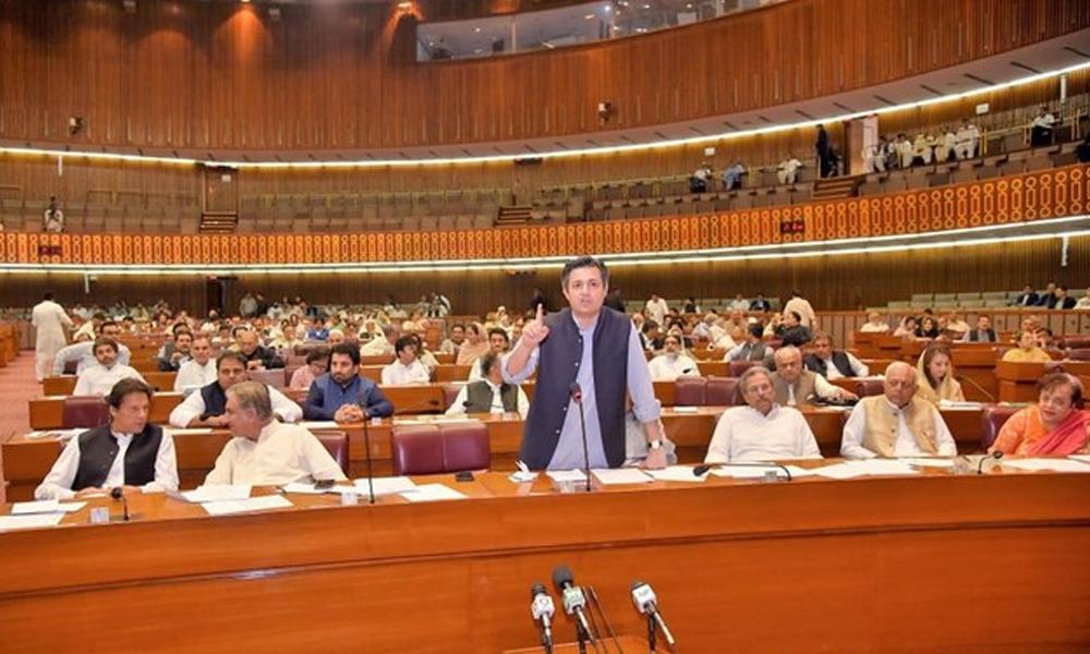قومی اسمبلی میں وفاقی بجٹ21-2020 منظور