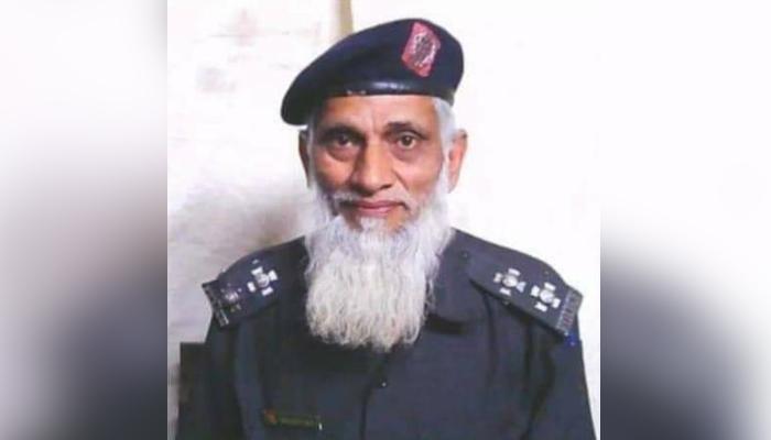 55 سالہ شہید پولیس افسر شاہد علی نے دہشتگردوں کو آگے بڑھنے سے روکا