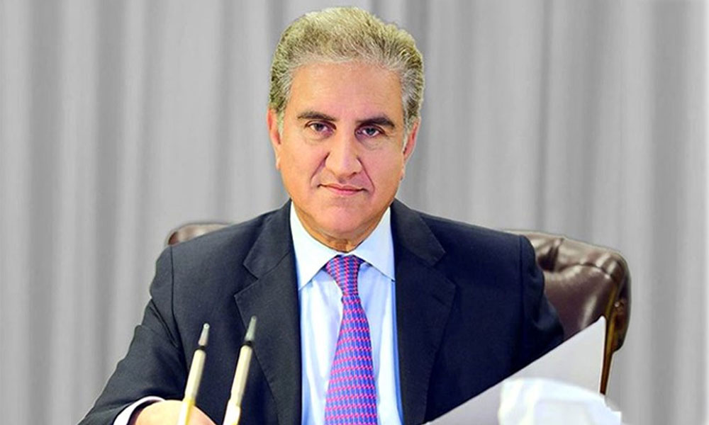 بھارت پاکستان کو غیر مستحکم کرنا چاہتا ہے: شاہ محمود