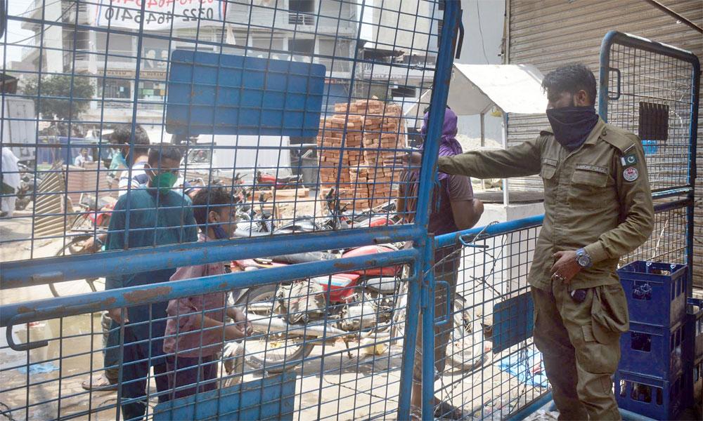 پنجاب: اسمارٹ لاک ڈاؤن کے بعد نئی حکمتِ عملی پر غور