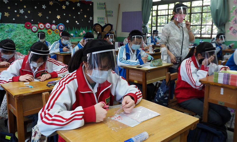 چین میں مزید 19 کورونا کیسز سامنے آگئے
