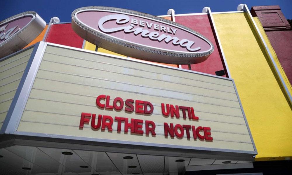لاس اینجلس: کورونا کیسز بڑھنے پر فلم تھیٹر کھولنے کا فیصلہ ملتوی