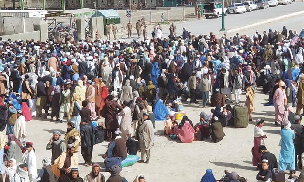 چمن، آل پارٹیز تاجر اتحاد کے دھرنا کا26واں روز