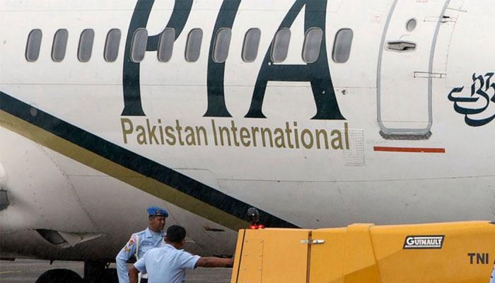 پی آئی اے طیاروں پر یورپی ایئرپورٹس پر پابندی