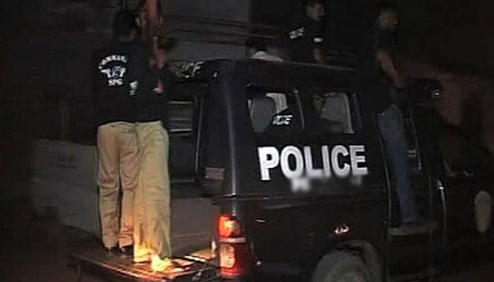کراچی میں مبینہ مقابلہ، 3 اغواکار ہلاک