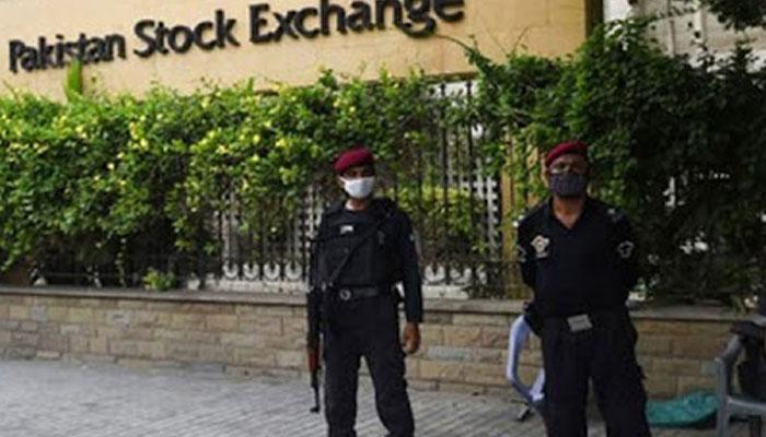 PSX حملہ، ایک دہشتگرد کی لاش لینے اہلخانہ کراچی آگئے