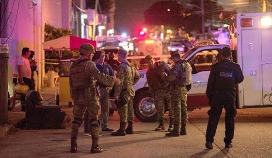 میکسیکو،منشیات کے عادی نوجوانوں کے بحالی مرکز پر حملہ،24 ہلاک