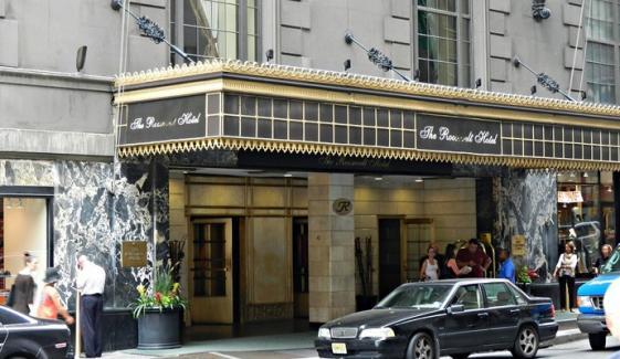 روز ویلٹ ہوٹل کی نئے سرے سے تعمیر کا فیصلہ