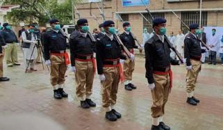 کراچی پولیس کے سینئر افسر کا کورونا سے انتقال