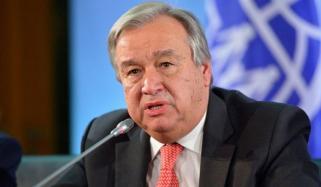 مقبوضہ کشمیر میں بھارتی سفاکیت پر اقوام متحدہ کا اظہار افسوس