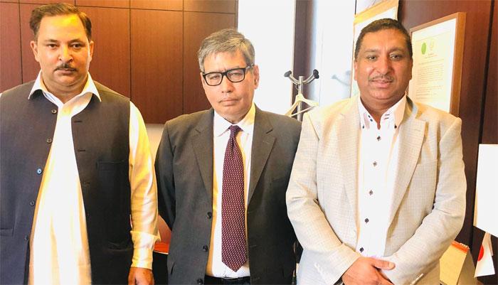 پاکستان، کشمیریوں کی سیاسی و اخلاقی حمایت جاری رکھے گا، امتیاز احمد