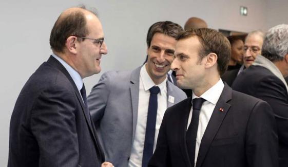 جین کاسٹیکس فرانس کے نئے وزیر اعظم نامزد