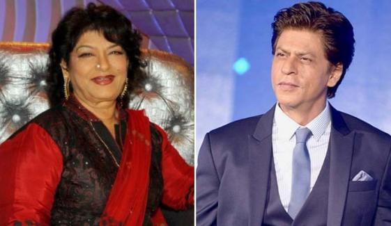 شاہ رخ خان کا سروج خان کو خراج عقیدت