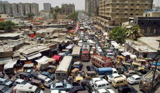 ٹریفک قوانین کی خلاف ورزی میں کراچی کا تیسرا نمبر