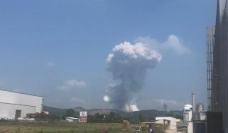 ترکی، پٹاخے کی فیکٹری میں دھماکا، 41 افراد زخمی
